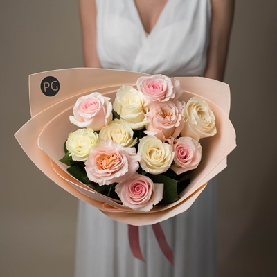 Roses delivery to Moscow