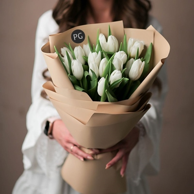 Tulip delivery in Russia Moscow