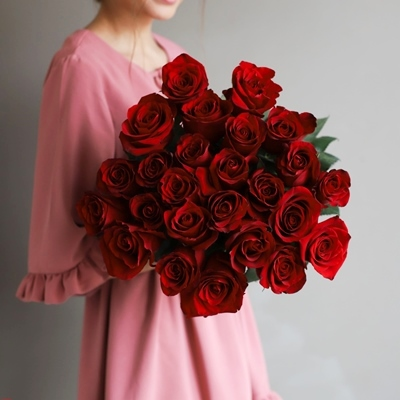Rose delivery to Russia