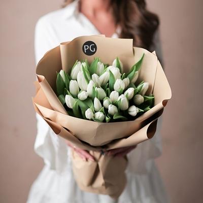 Tulip delivery in Russia