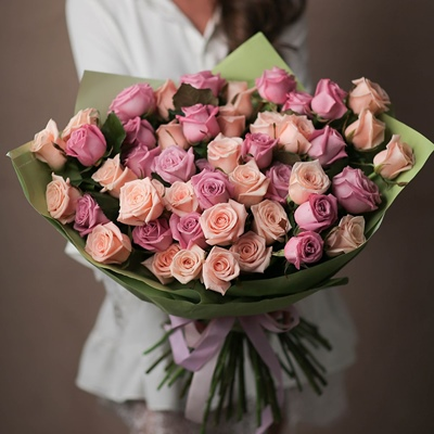 Rose delivery for Russia Moscow