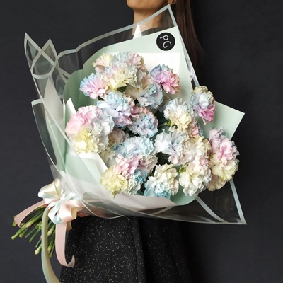 Flowers delivery to Moscow