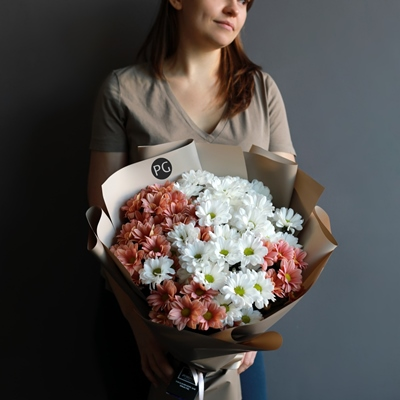Chrysanthemum delivery to Moscow