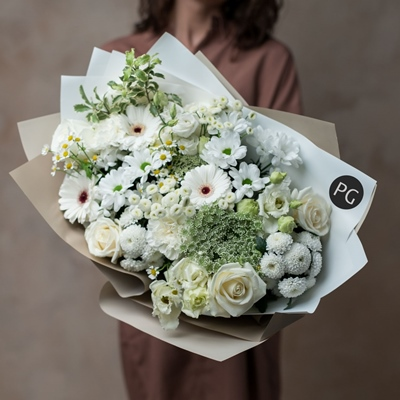 Flowers for Moscow