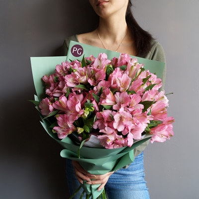 Alstroemeria delivery to Moscow