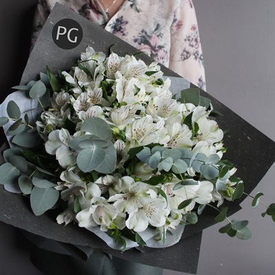 Alstroemeria delivery to Moscow Russia