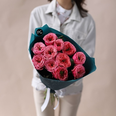 Peony rose delivery Moscow