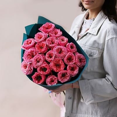 Peony delivery in Moscow