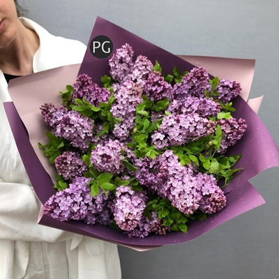 Flower bouquet to Russia Moscow