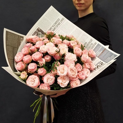 Peony delivery for Moscow